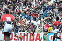 APRIL, 2012 - Rugby : HSBC Sevens World Series Tokyo Sevens 2012, between Japan 17-24 Kenya at Chichibunomiya Rugby Stadium, Tokyo, Japan. (Photo by Atsushi Tomura /AFLO SPORT) [1035]