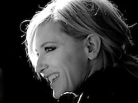 Cate Blanchett arrives on the red carpet at the 2012 Helpmann Awards at the Sydney Opera House in Sydney, Monday, Sept. 24, 2011. The Helpmann Awards are the annual awards for live entertainment. (AAP Image/Marianna Massey) NO ARCHIVING