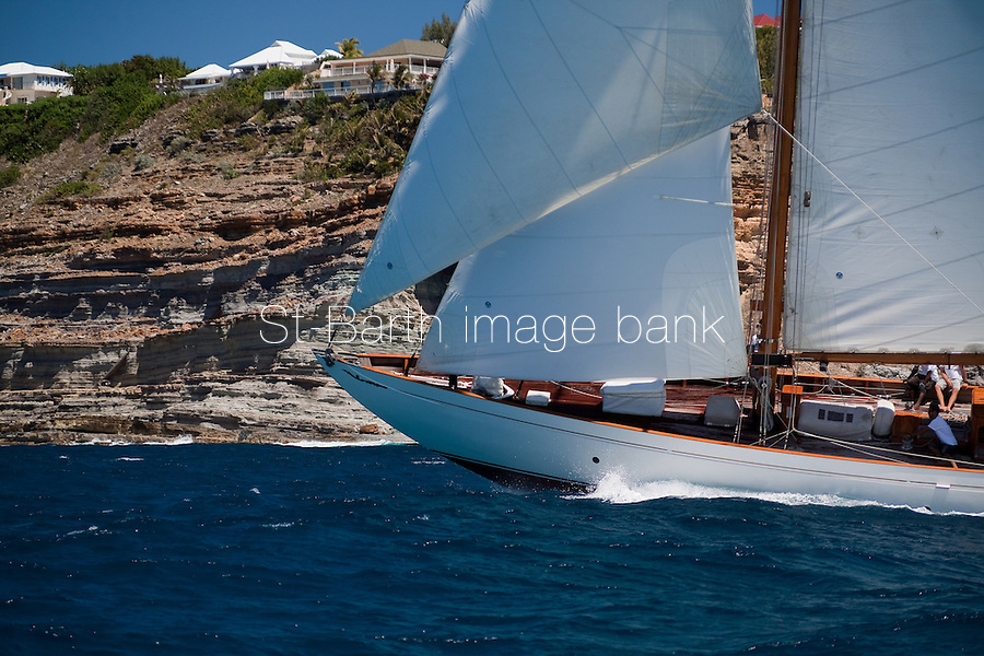 Les Voiles de Saint-Barth 2011 photos