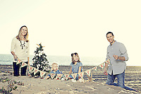 3 November 2013:  Scott, Pamela, Samantha and Maci Hansen family photo in Newport Beach, CA.