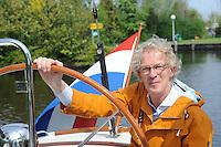 ALGEMEEN: Geert Jan Douma, Kamerheer van de Koning in Friesland, ©foto Martin de Jong