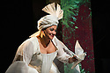 London, UK. 05.12.2012. CINDERELLA THE MIDNIGHT PRINCESS opens at the Rose Theatre, Kingston. Picture shows:  Katy Secombe (Fairy Godmother). Photo credit: Jane Hobson.