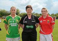 2014 04 LGFA Div 1 Semi-Final Cork v Kerry