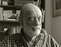 Allan Kaplan, 2009.  Poet.