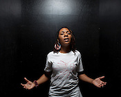 "Cami Brown, poet, and member of Black Poetry Theater will perform ""Letters to my Child"" as a part of Performance Art Night, March 11-12th at Common Ground Theater in Durham, N.C."