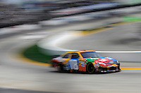 30 March - 1 April, 2012, Martinsville, Virginia USA.Kyle Busch, M&M's Toyota Camry.(c)2012, Scott LePage.LAT Photo USA
