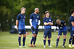 16mSOC Blue and White 026<br /> <br /> 16mSOC Blue and White<br /> <br /> May 6, 2016<br /> <br /> Photography by Aaron Cornia/BYU<br /> <br /> Copyright BYU Photo 2016<br /> All Rights Reserved<br /> photo@byu.edu  <br /> (801)422-7322