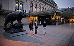France, Paris, October 30, 2011..General view of the museum Orsay in Paris October 30 , 2011. VIEWpress / Eduardo Munoz Alvarez..Paris is today one of the world's leading business and cultural centres, and its influences in politics, education, entertainment, media, fashion, science, and the arts all contribute to its status as one of the world's major global cities. Media Reported.
