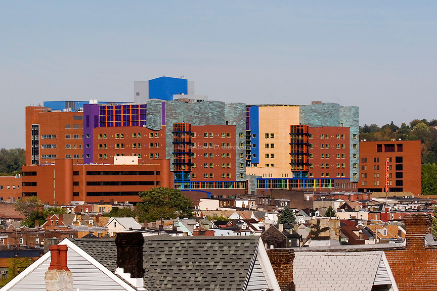 Pittsburgh's Neighborhoods - UPMC Children's Hospital