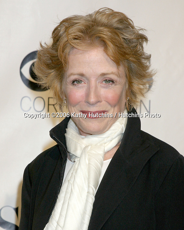 Holland Taylor.CBS TV TCA Party.The Wind Tunnel.Pasadena, CA.January 18, 2006.©2006 Kathy Hutchins / Hutchins Photo....