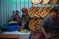 The market area at Alawoddin Junction on the darulaman road in Kabul. 4-1-14