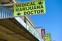 Medical Marijuana Doctor, Oceanfront Walk, Venice, CA, Ocean Front Walk, Venice Beach, Los Angeles, California, United States of America