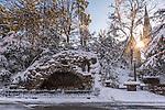 2.2.15 Snow Scenic 4.JPG by Matt Cashore/University of Notre Dame