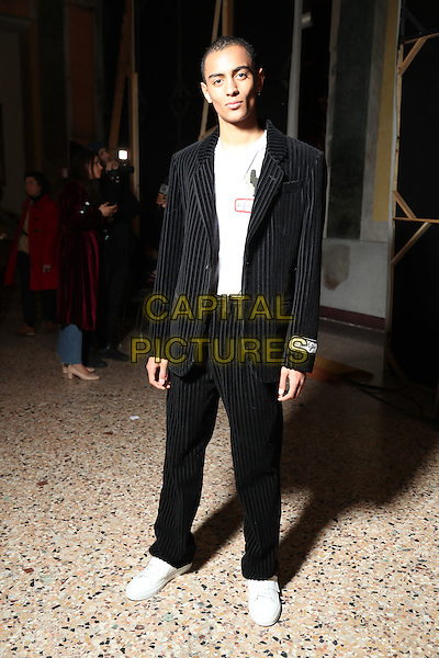 AU JOUR LE JOUR<br /> at Milan Fashion Week FW 17 18<br /> in Milan, Italy  February 2017.<br /> CAP/GOL<br /> &copy;GOL/Capital Pictures