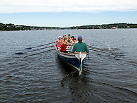 Recreational boat club in Belfast, Maine