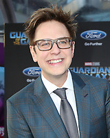 19 April 2017 - Hollywood, California - James Gunn. Premiere Of Disney And Marvel's &quot;Guardians Of The Galaxy Vol. 2&quot; held at Dolby Theatre. <br /> CAP/ADM/PMA<br /> &copy;PMA/ADM/Capital Pictures