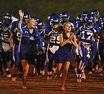 Water Valley vs. Charleston in Water Valley, Miss.  on Friday, September 16, 2011.