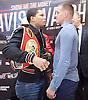 Floyd Mayweather Jr &amp; Frank Warren press conference at The Savoy Hotel, London, Great Britain <br /> 7th March 2017 <br /> <br /> Gervonta Davis <br /> (an American professional boxer who has held the IBF junior lightweight title since January 2017)<br /> <br /> 