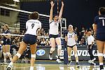 2014 BYU Women's Volleyball vs San Diego