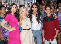 Celebrity Guests At Good Morning America NY