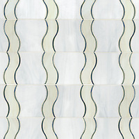 Name: Danube glass<br /> Style: Contemporary<br /> Product Number: NRJFGDANUBE<br /> Description: 24&quot;x 24&quot; Danube in glass Moonstone, Quartz, Chalcedony