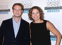 NEW YORK, NY-November 03: Otto Bell, Stacey Reiss at The Inaugural Critics Choice Documentary Awards at  BRIC   647 Fulton St, Brooklyn, New York .November 03, 2016. Credit:RW/MediaPunch