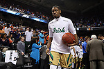 13 March 2015: Notre Dame's Demetrius Jackson. The Notre Dame Fighting Irish played the Duke University Blue Devils in an NCAA Division I Men's basketball game at the Greensboro Coliseum in Greensboro, North Carolina in the ACC Men's Basketball Tournament semifinal game. Notre Dame won the game 74-64.