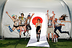 Photobooth: Characters of Coachella, .Performers, and music lovers gather in the desert @ Coachella Music and Arts Festival in Indio, California.