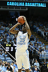 22 December 2012: North Carolina's Reggie Bullock. The University of North Carolina Tar Heels played the McNeese State University Cowboys at the Dean E. Smith Center in Chapel Hill, North Carolina in an NCAA Division I Men's college basketball game. UNC won the game 97-63.