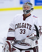 Bryan Bessette (Colgate - 33) - The host Colgate University Raiders defeated the Army Black Knights 3-1 in the first Cape Cod Classic on Saturday, October 9, 2010, at the Hyannis Youth and Community Center in Hyannis, MA.
