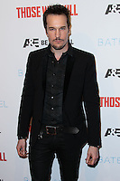 """HOLLYWOOD, LOS ANGELES, CA, USA - FEBRUARY 26: Michael Eklund at the Premiere Party For A&E's Season 2 Of """"Bates Motel"""" & Series Premiere Of """"Those Who Kill"""" held at Warwick on February 26, 2014 in Hollywood, Los Angeles, California, United States. (Photo by Xavier Collin/Celebrity Monitor)"""