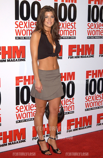 actress lacey beeman at party in hollywood for fhm magazine to
