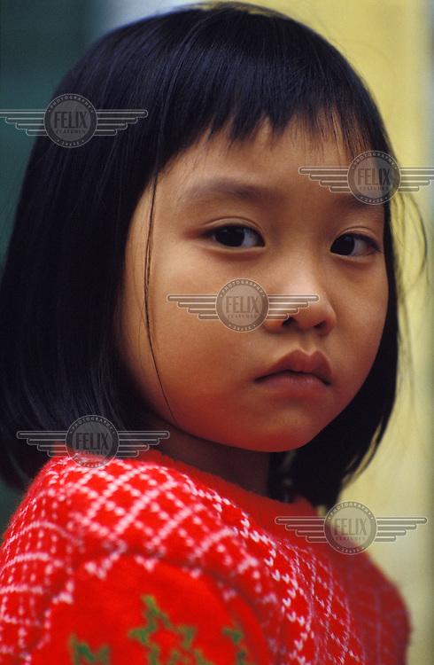 Young girl.