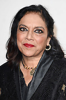 LONDON, UK. October 9, 2016: Director Mira Nair at the London Film Festival 2016 premiere of &quot;Queen of Katwe&quot; at the Odeon Leicester Square, London.<br /> Picture: Steve Vas/Featureflash/SilverHub 0208 004 5359/ 07711 972644 Editors@silverhubmedia.com
