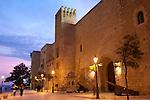 Almudaina - Almudena Palace, Palma, Mallorca - Majorca, Spain