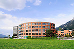 Gymnasium in Vaduz. Fotos: Paul Trummer / Mauren