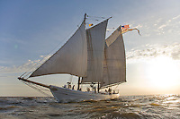 New Jersey - Tallship AJ Meerwald