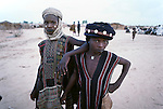 The Sahel, Niger, Africa, 1986<br />