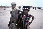 The Sahel, Niger, Africa, 1986<br /> NIGER-10021