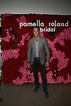 pamella roland Fall 2015 bridal collection model presentation Held at The GlassHouse, NY