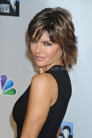 Lisa Rinna at the press conference introducing the All-Star Celebrity Apprentice Season 13 cast. Jack Studios in New York City. October 12, 2012.. Credit: Dennis Van Tine/MediaPunch