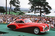 August 26th, 1984. 1938 Delahaye 145 Chapron Coupe.