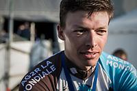 Oliver Naesen (BEL/AG2R-LaMondiale) post-race<br /> <br /> 60th E3 Harelbeke (1.UWT)<br /> 1day race: Harelbeke &rsaquo; Harelbeke - BEL (206km)