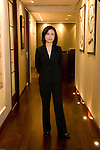 Investment director photographed at the company's offices in Jardine House, Hong Kong.
