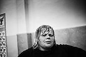 Krotoszyn 01.10.2010 Poland<br /> World champion medalists Sylwia Krzemien during training.<br /> Poles do not know much about sumo. Japan's national sport remains a mystery, except for the image of the very big and fat sumo wrestlers. However Polish sumo wrestlers have been, for many years, classified among world's leading sportsmen in this field. Since 1995 more and more followers join the sumo sections, fascinated with the art of fighting on the clay dohyo.<br /> Photo: Adam Lach / Napo Images<br /> <br /> Mistrzyni Swiata w sumo Sylwia Krzemien podczas treningu.<br /> Polacy niewiele wiedza o sumo. Narodowy sport Japonii to wciaz tajemnica. Kojarzy sie jedynie z wielkimi i grubymi mezczyznami. Jednak zawodnicy z Polski od lat naleza do swiatowej czolowki w tej dyscyplinie. Od 1995 roku w sekcjach sumo przybywa zawodnik&oacute;w zafascynowanych zmaganiami na glinianym dohyo.<br /> Fot: Adam Lach / Napo Images