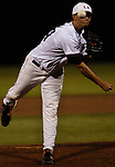 06/19/2006 Miami starting pitcher Carlos Gutierrez during game ten of the College World Series in Omaha Nebraska Tuesday evening..(photo by Chris Machian/Prairie Pixel Group)