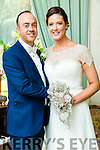 Clodagh Hurley and David O'Connor were Married at St. Brendan's Church, Ardfert, by Fr. Padraig Kennelly on Friday 28th October 2016 with a reception at Ballyseede Castle Hotel