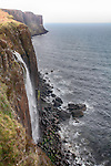 Kilt Rock Waterfall, Isle of Skye, Scotland