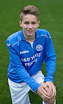 St Johnstone FC Academy U15's<br /> David Brown<br /> Picture by Graeme Hart.<br /> Copyright Perthshire Picture Agency<br /> Tel: 01738 623350  Mobile: 07990 594431
