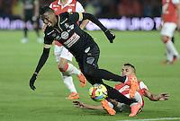 Independiente Santa Fe vs. Once Caldas, 18-10-2014. LP 2_2014